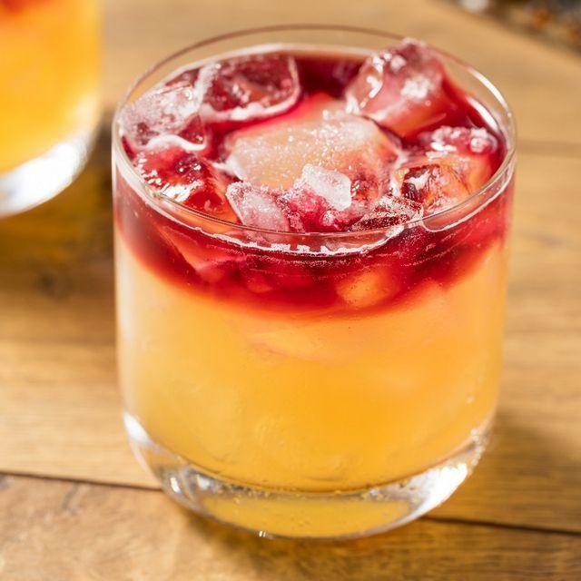 alkoholni koktajl New York Kisla fotografija