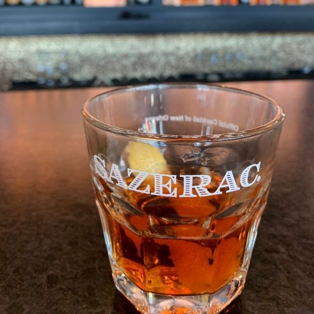 alkoholni koktajl Sazerak