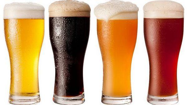 Barva piva nemá nic společného s obsahem alkoholu v něm.