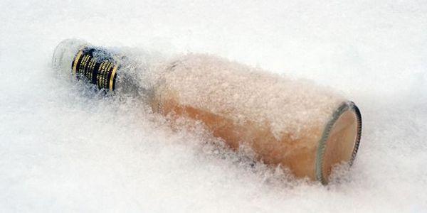 Chlazené sklenice kazí chuť piva