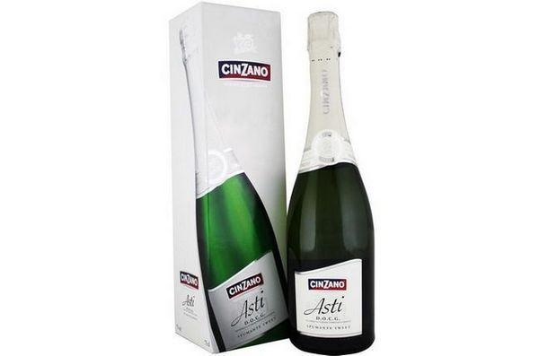 Як став відомий оригінал шампанського Асті Чінзано