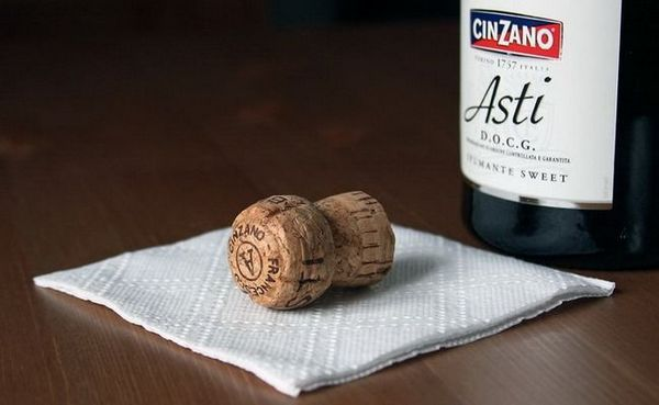 Як і з чим подавати шампанське cinzano asti