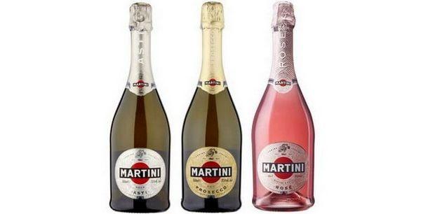 Aké sú druhy martini asti