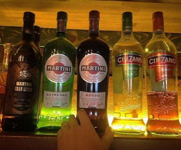 cinzano se razlikuje od martinija