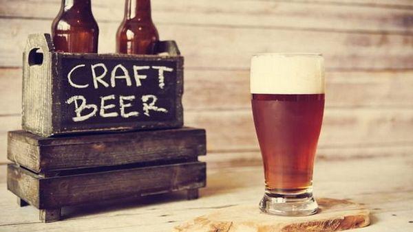 compoziție de bere artizanală