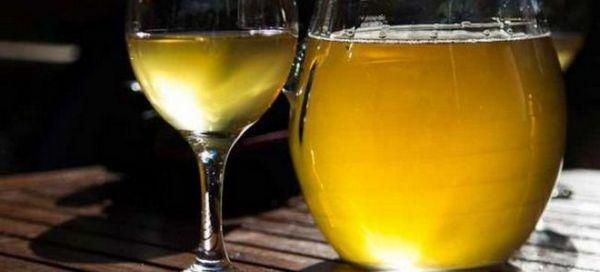 Domáce suché víno