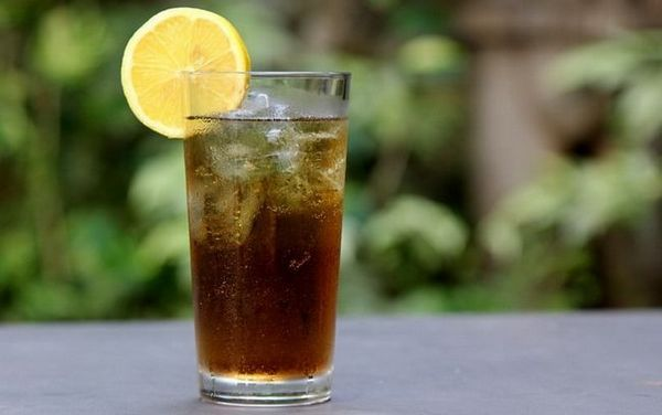 gin cola a lihoviny