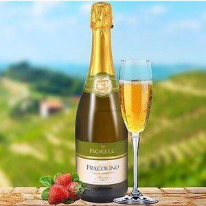Ігристе вино бренду фраголіно