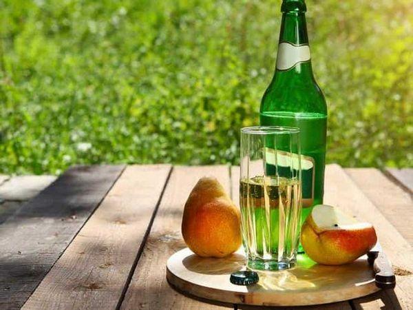 Грушевий сидр рідко підробляють, тому існує велика гарантія придбати оригінальний напій.