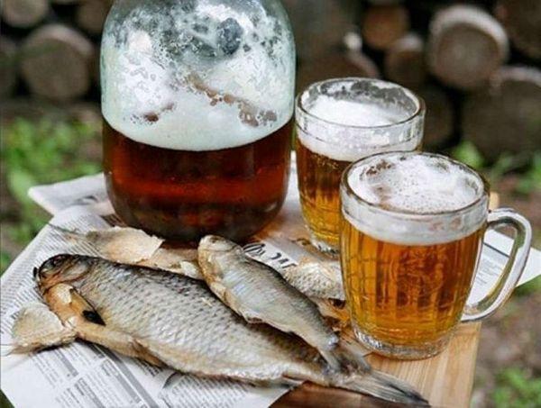 фото радянського пива