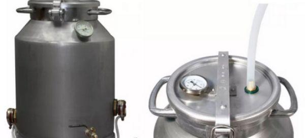 Інструкція по виготовленню самогонного апарату з фляги своїми руками