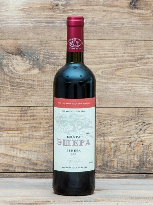 Шише вино Ешер
