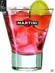 ružičasti martini