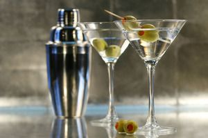 Martini s Olivom