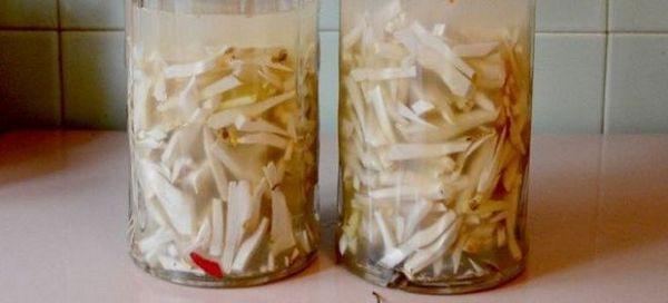 Jak si vyrobit moonshine hrenovuha
