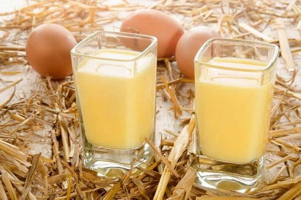 яєчний лікер рецепт в домашніх умовах