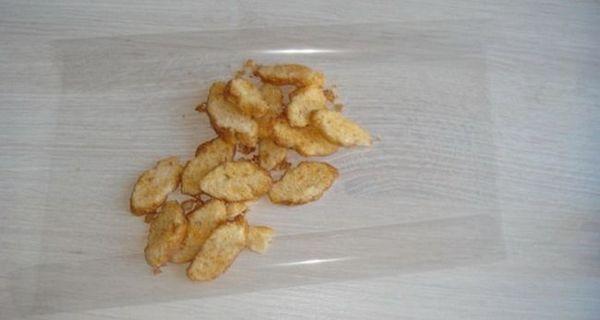Упаковка чіпсів для букета