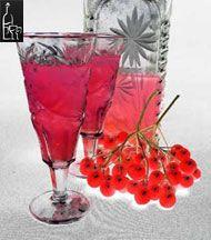 вино з червоної горобини рецепт