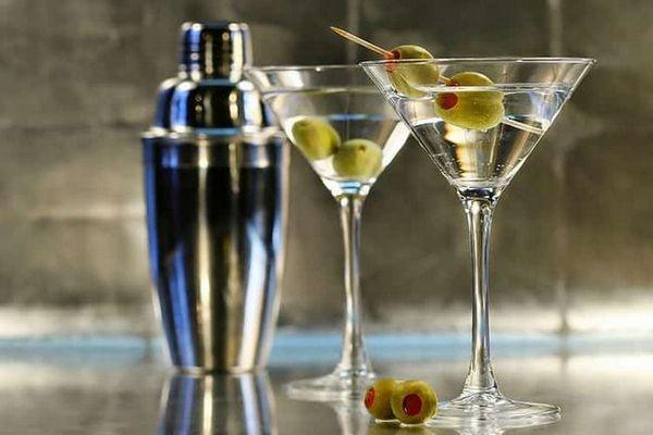 Martini Recepti s maslinom