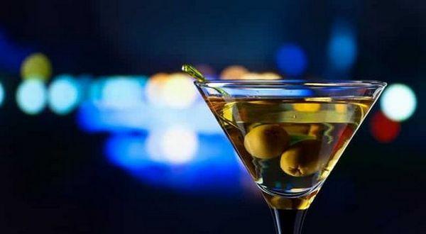 Kako napraviti martini s maslinom kod kuće