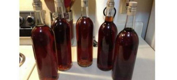 Cum se face tinctura de moonshine pe prune