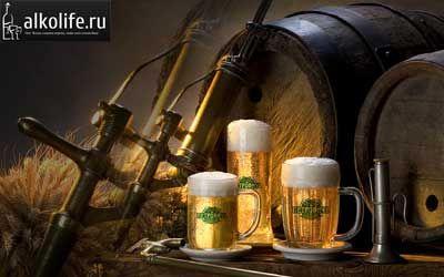 пиво в домашніх умовах