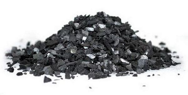 домаћи ступац од угља за чишћење месечине