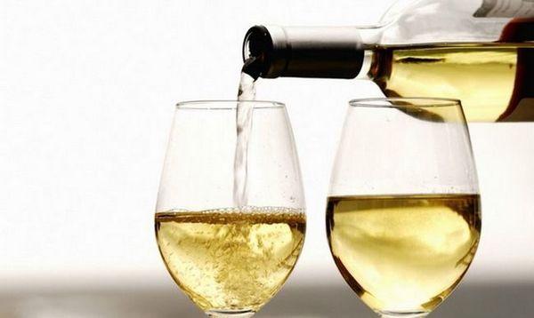Закуска до білого сухого вина