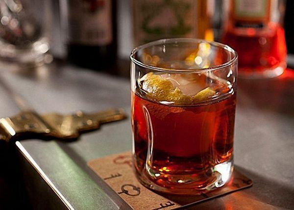 Klasični recept za koktel Negroni