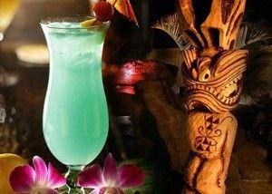 Kokteli Hawaiian Mix i Martini Mix