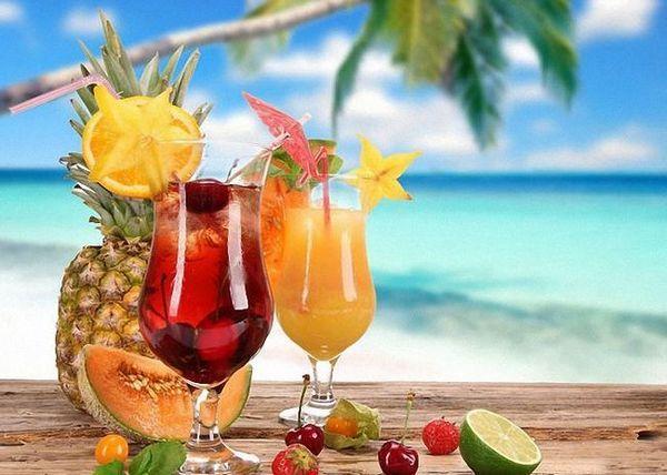 Havajski mix koktel