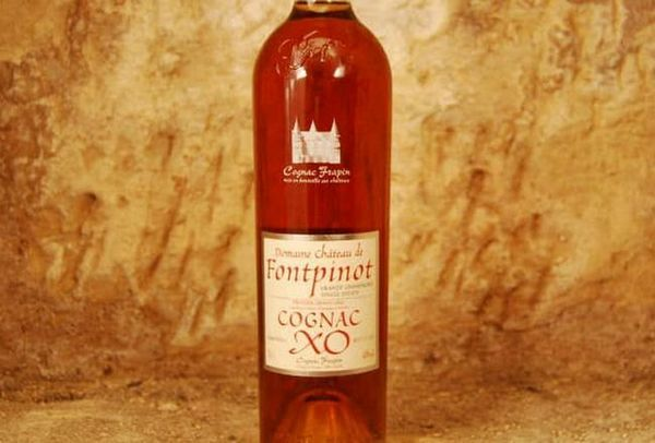 Аромат портвейну і зацукрованих фруктів характерний для коньяку frapin xo fontpinot xo.