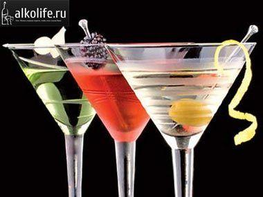 martini u naočalama fotografija