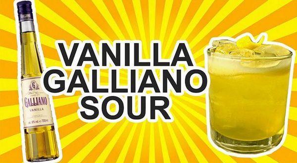Galliano vanilie