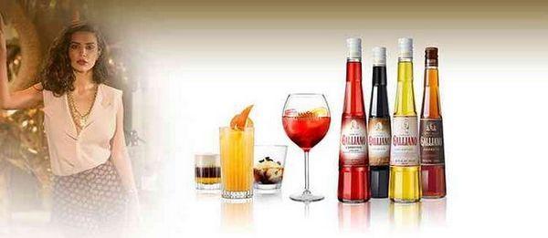Povestea cu băuturi cu lichior Galliano