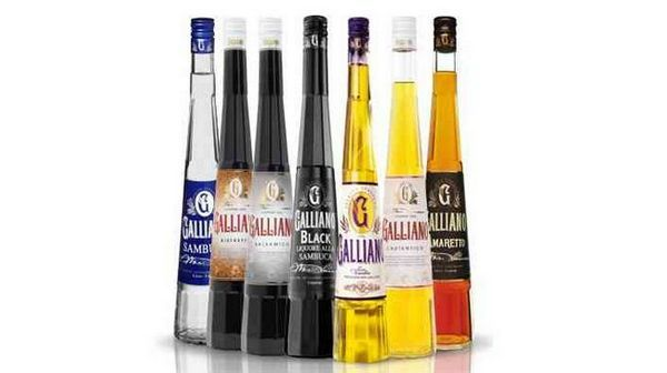 Lichiorul Galliano îți va decora masa