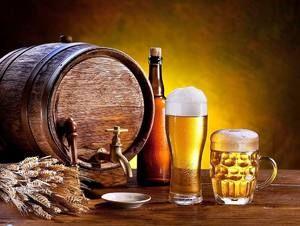 Історія чеського пива