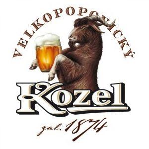 Пиво чеське Velkopopovicky Kozel
