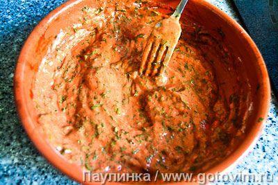 томатний кляр