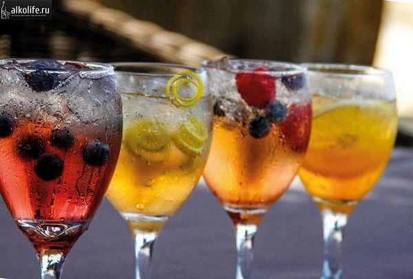 Koktejly Mondoro Asti