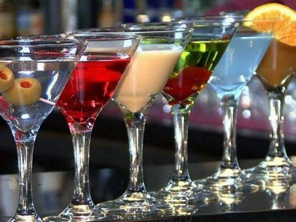 Kako se pije martini bianco