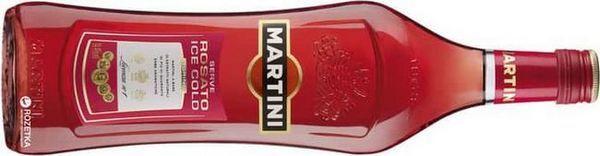 Martini Rosato i njegove značajke