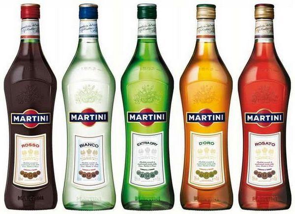 kako se pije martini rosato