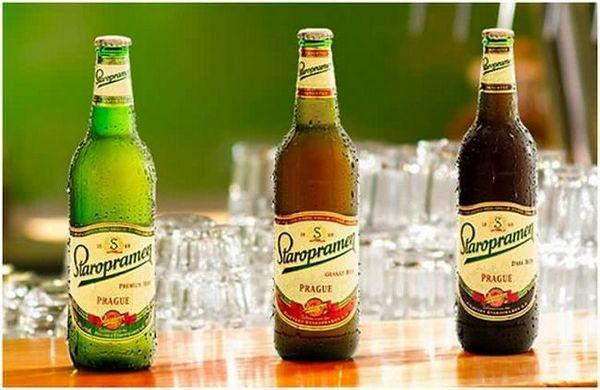 Старопрамен пиво: як подавати