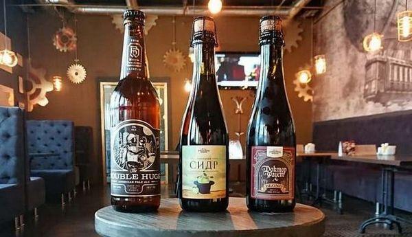 Виробник пропонує споживачеві найширшу лінійку пива найвищої якості.