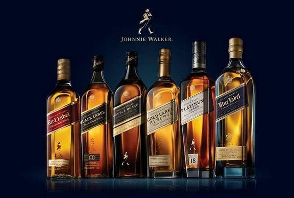 огляд віскі johnnie walker gold label reserve та інших видів цього напою
