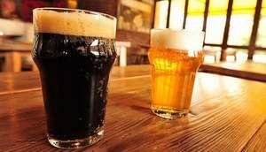 Темне і світле пиво