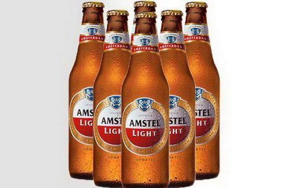 Originální amstelské pivo