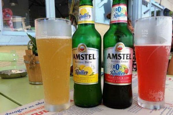 Jaké druhy piva Amstel vyrábí?