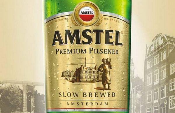 Jak vzniklo pivo Amstel